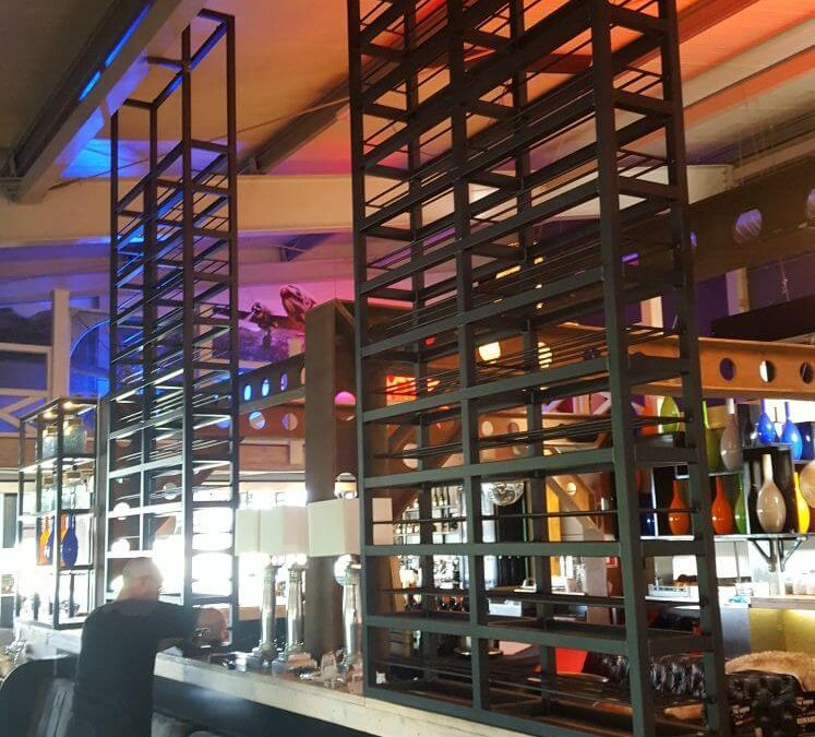 Wine wall – Hangar Teuge