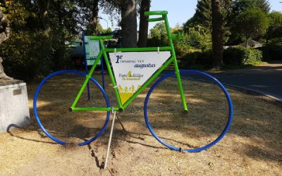 Reuzen fiets